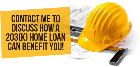 Ready to Tackle That Fixer-Upper? With an FHA 203(k) loan, you can!